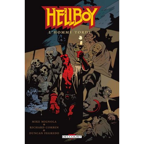 Hellboy Tome 11: L'homme tordu (VF)
