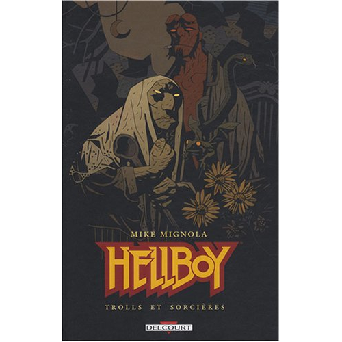 Hellboy Tome 8 : Trolls et sorcières (VF)