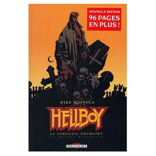 Hellboy Tome 3 : Le Cercueil enchaîné (VF)