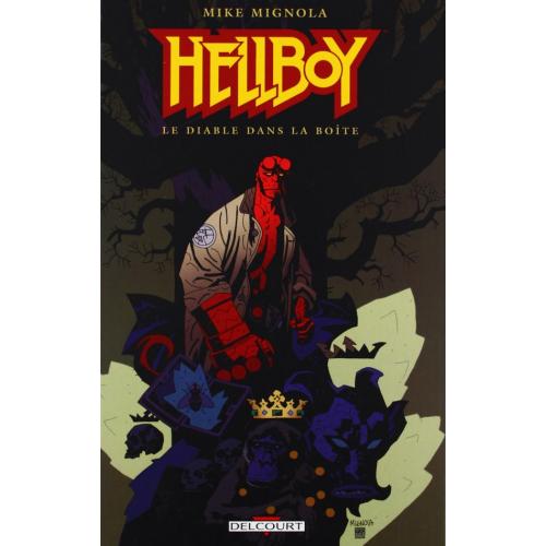 Hellboy Tome 5 : Le Diable dans la boîte (VF)