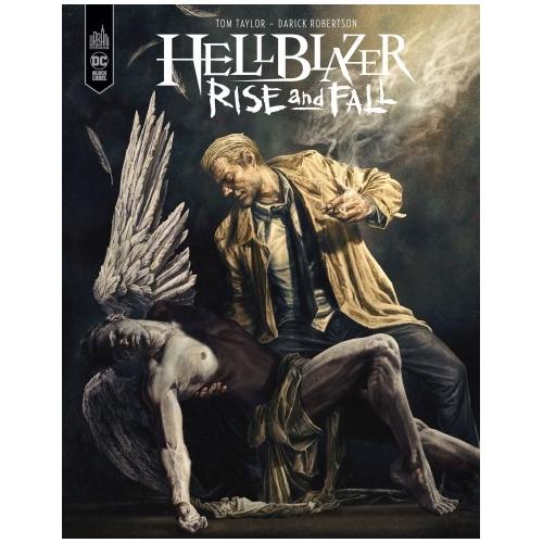 Hellblazer Rise & Fall (VF)