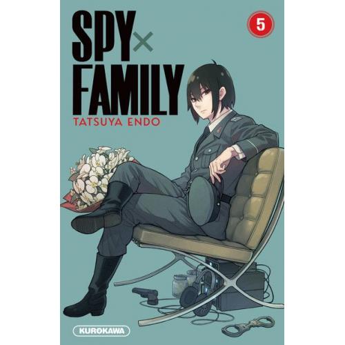 Spy X Family Tome 5 (VF)