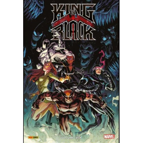 KING IN BLACK TOME 3 (VF)