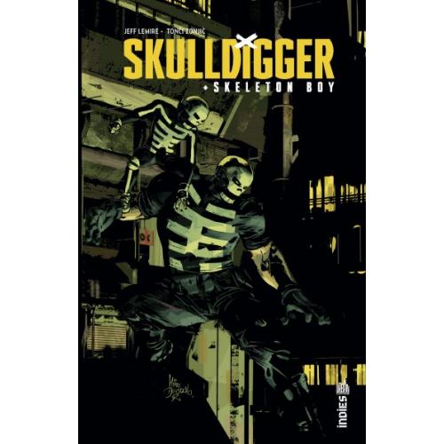 Skulldigger & Skeleton Boy Tome 1 (VF)