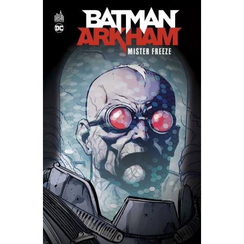 Batman Arkham : Mr Freeze (VF)