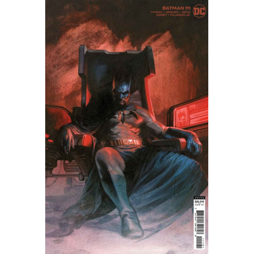 Batman 111 Gabriele dell'Otto cardstock variant (VO)