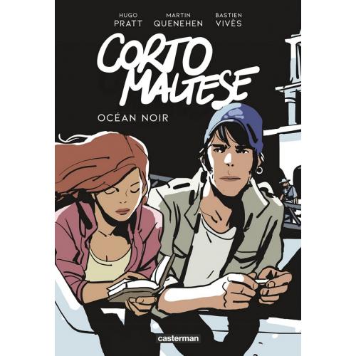 Corto Maltese - Océan Noir (VF)