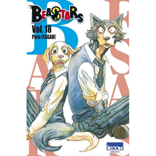 Beastars Tome 18 (VF)