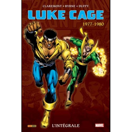 Luke Cage : L'intégrale 1977-1980 (Tome 4) (VF)