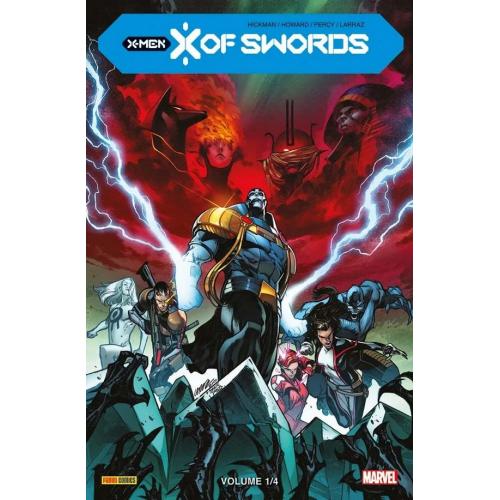 X-MEN : X OF SWORDS TOME 1 (VF)