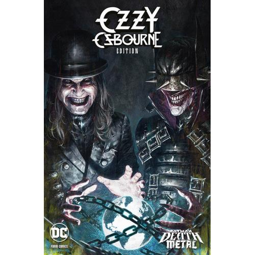 BATMAN DEATH METAL 7 OZZY OSBOURNE (VF) édition spéciale limitée