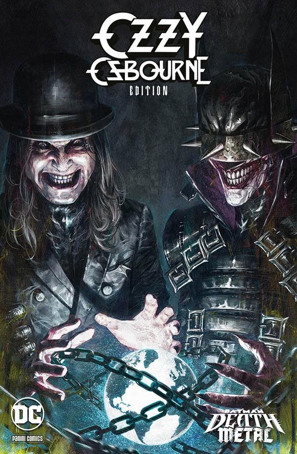 BATMAN DEATH METAL 6 DREAM THEATER (VF) édition spéciale limitée