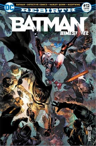 BATMAN BIMESTRIEL 12 (VF)