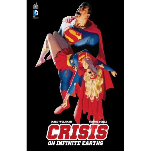 Crisis on Infinite Earth (VF) cartonné