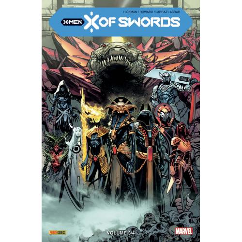 X-MEN : X OF SWORDS TOME 3 (VF)