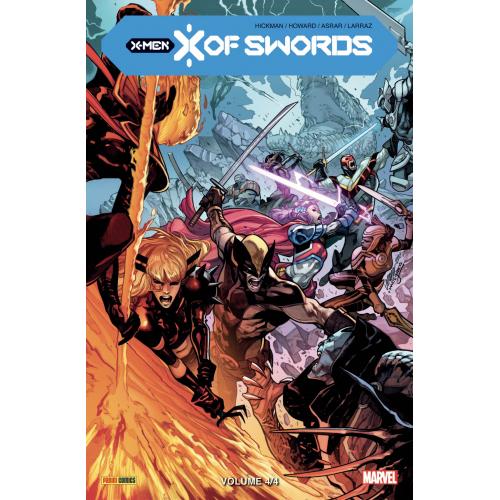 X-MEN : X OF SWORDS TOME 4 (VF)