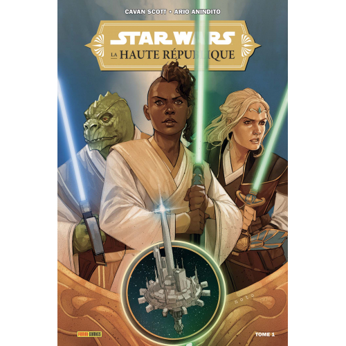 Star Wars High Republic Tome 1 100 % Star Wars (VF)