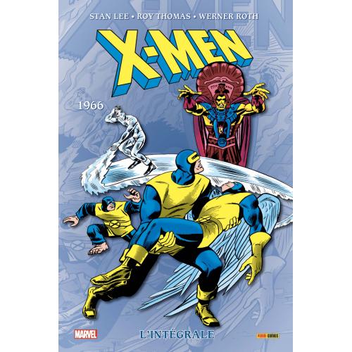 X-Men : L'intégrale 1966 (Tome 15 Nouvelle édition) (VF)