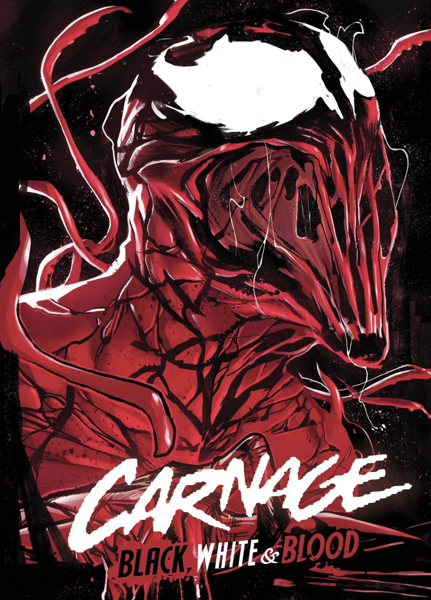 Carnage : Black White & Blood Giant Size (VF)
