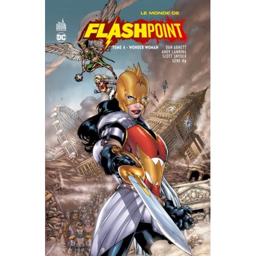Le Monde de Flashpoint Tome 4 (VF)