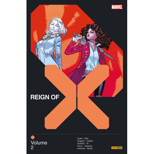 Reign of X Tome 2 (VF)