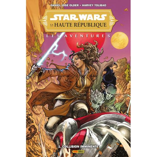 Star Wars -La Haute République : Les aventures Tome 1 (VF)