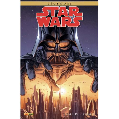 Star Wars Legendes : Empire 1 - L'Empire - Epic Collection - 432 pages pour 25€ (VF)