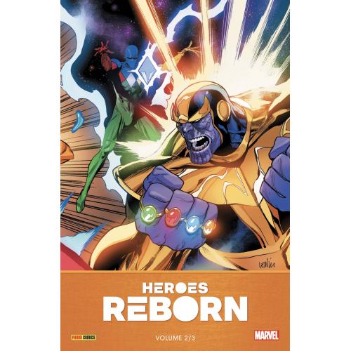 Heroes Reborn Tome 2 (VF)