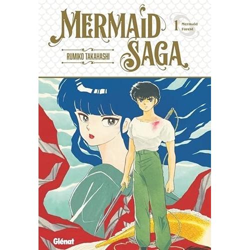 Mermaid Saga Édition originale Tome 1 : Mermaid Forest