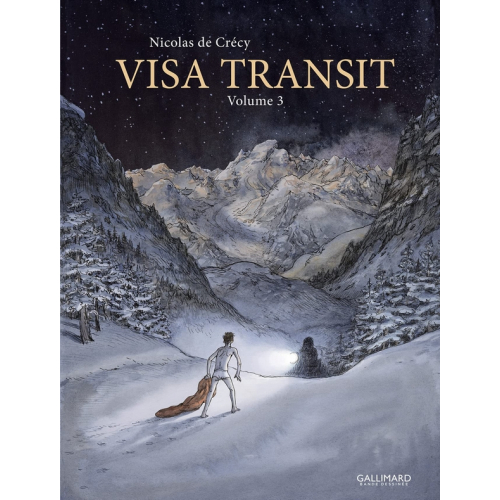 Visa Transit Tome 3 (VF) occasion