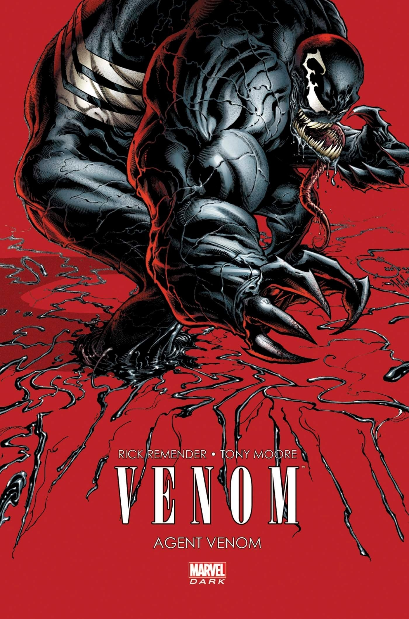 Agent Venom T01 (VF)