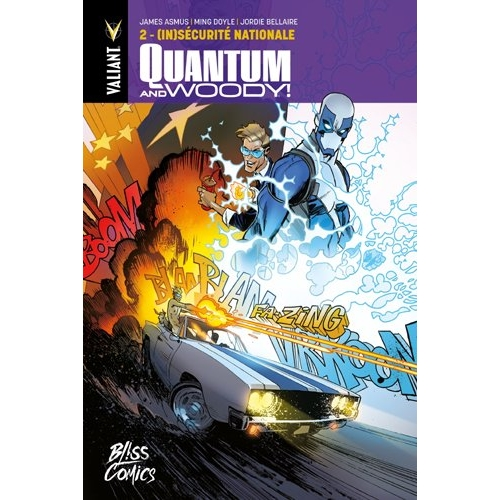 Quantum & Woody tome 2 (VF)