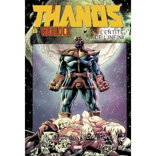 Thanos : l'entité de l'infini