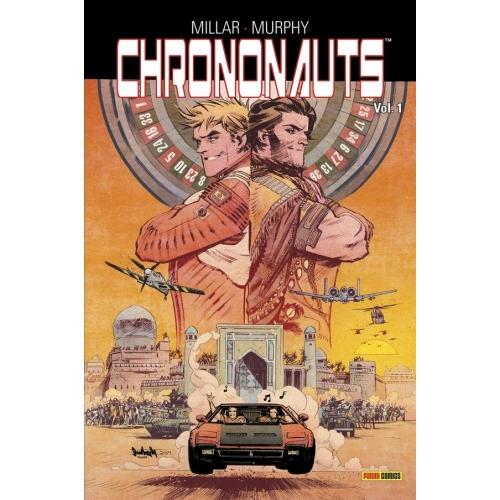 CHRONONAUTS tome 1 (VF) cartonné