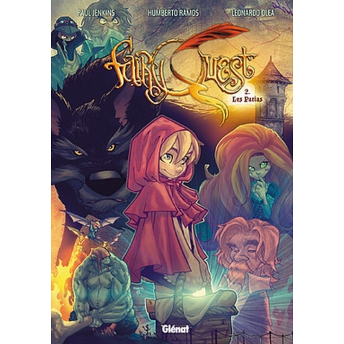 Fairy Quest Tome 2 (VF)