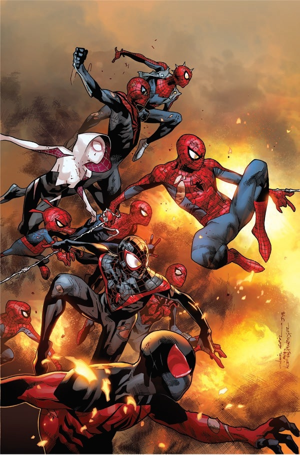 AMAZING SPIDER-MAN MARVEL NOW T03 (VF)