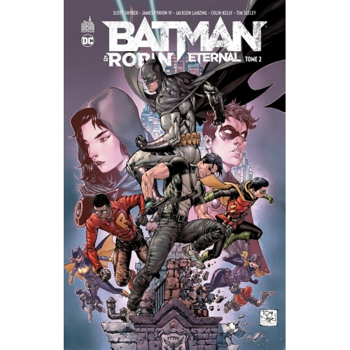 Batman & Robin Eternal Tome 2 (VF)