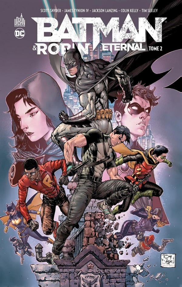Batman & Robin Tome 2 (VF)