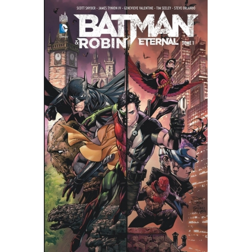 Batman & Robin Eternal Tome 1 (VF)