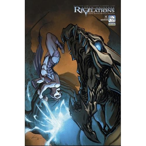 Aspen Universe Revelations 4 (C) Incentive Variant Cover (VO)