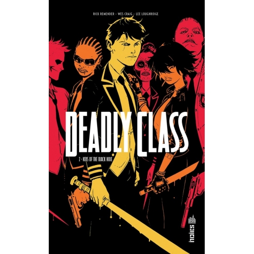 Deadly Class Tome 2 (VF)