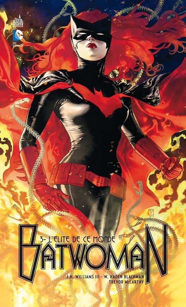 Batwoman Tome 3 (VF)