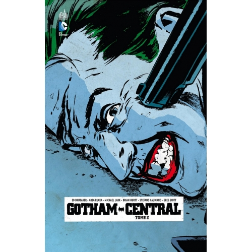 Gotham Central Tome 2 (VF)