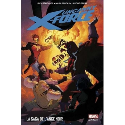 Uncanny X-Force Tome 2 (VF)