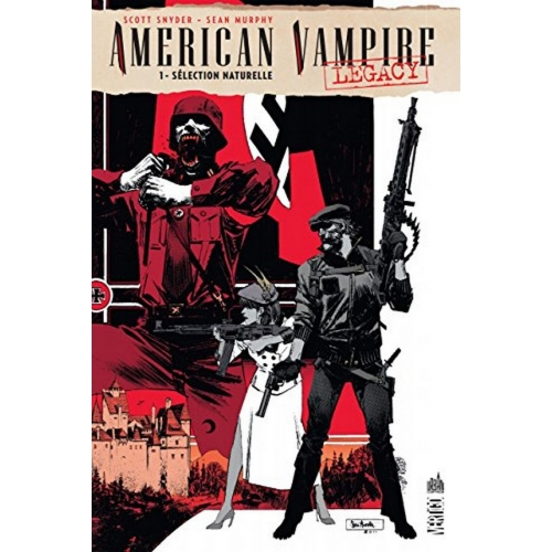 American Vampire Legacy Tome 1 (VF)