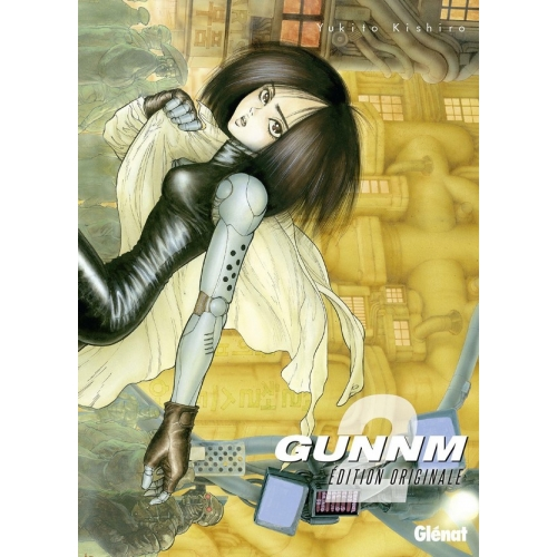Gunnm Édition Originale Vol. 2 (VF)