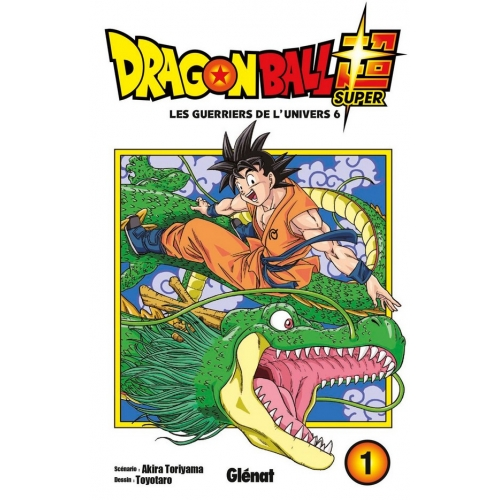 Dragon Ball Super Tome 1 (VF)