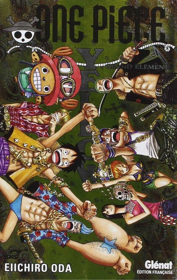 One Piece Yellow (Grand Elements) (VF)