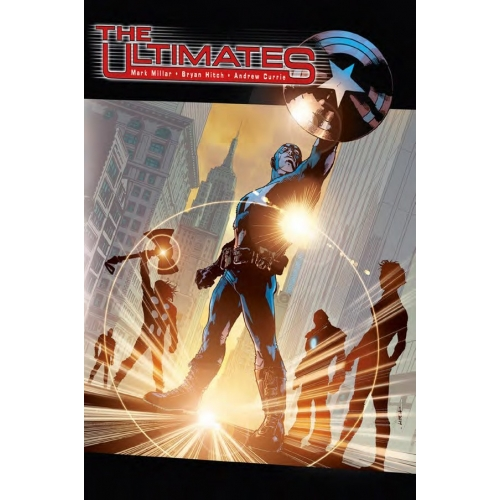 The Ultimates par Millar et Hitch Tome 1 (VF)