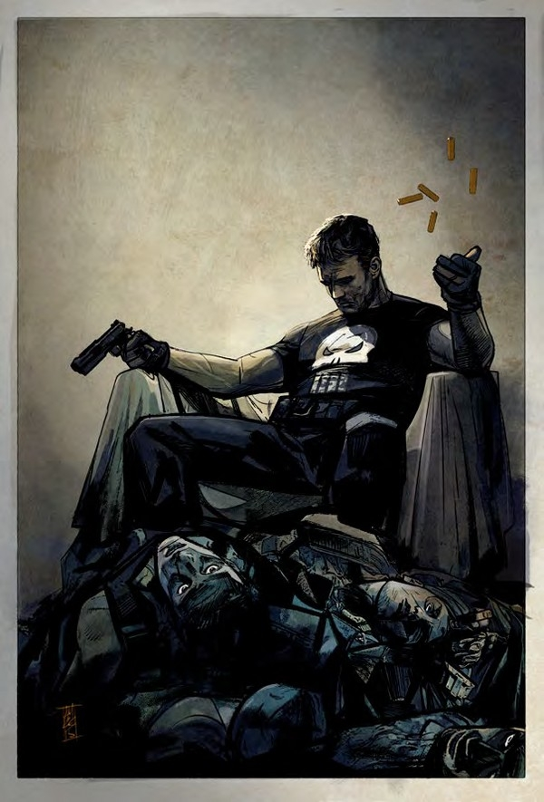 Punisher All-New All-Different Tome 1 (VF)